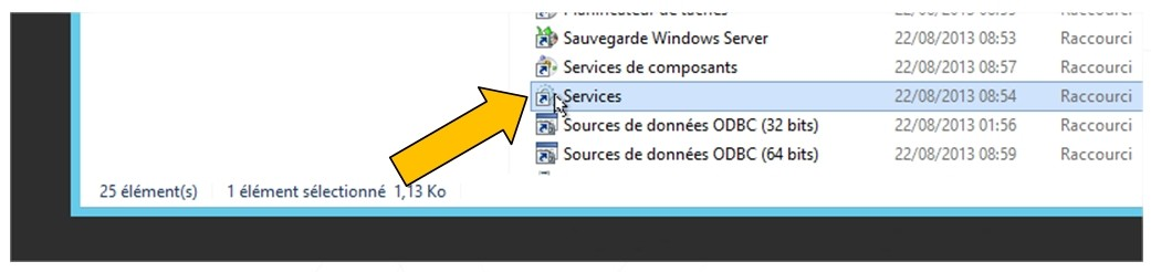 Service Windows - SNMP